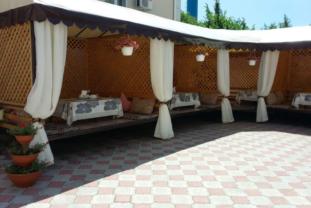 Отдых в частном секторе Песчаного