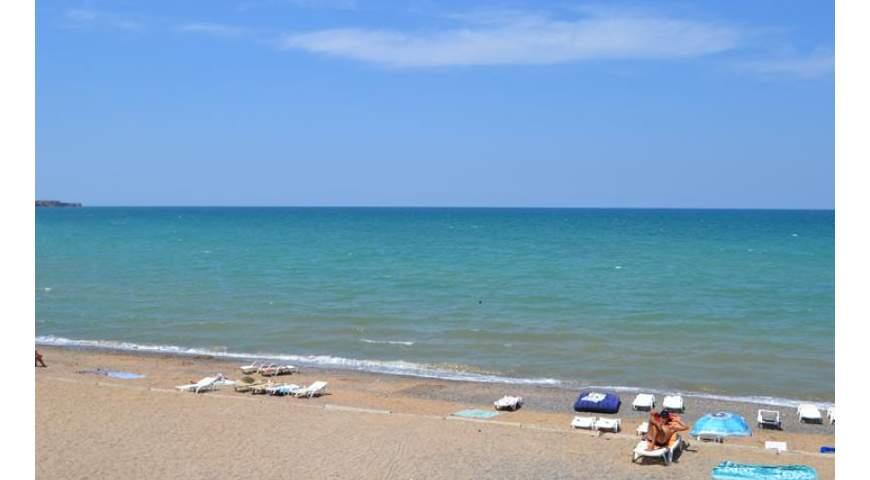 Отдых в Песчаном с детьми на море