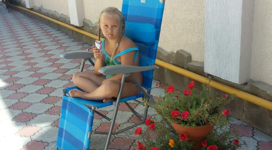 Отдых в отеле с ребенком в Песчаном