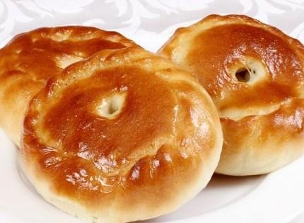 булочки - сытное питание в отеле Песчаного