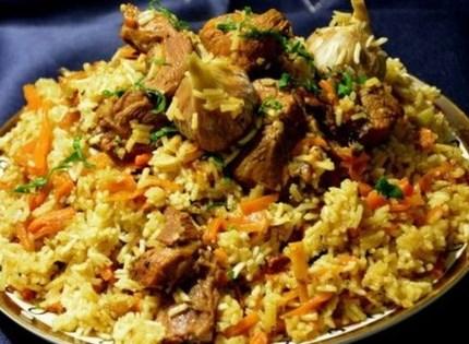 плов - вкусно и доступно питание в Песчаном Крым